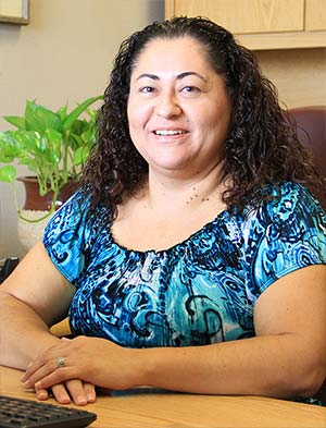 Gracy Perez, Accounting Clerk
