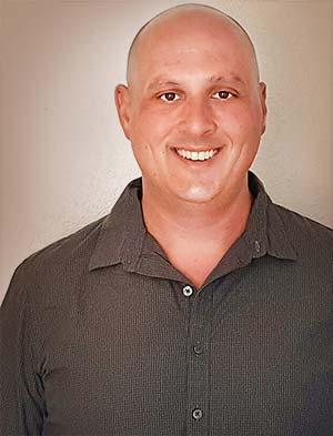 Vincent Fishketa, Staff Accountant